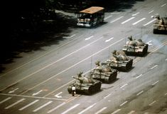 28. Tiananmen Protests
