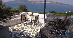 "Welcome to the ""Villa Iolanthe in Paros, Greece. Paros Greece, Luxury Villa, Building A House, Greek, Patio, Island, City, Outdoor Decor, Luxury Condo"
