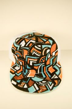 Custom Hand Painted Hat by MANIKcustomdesigns on Etsy, $30.00