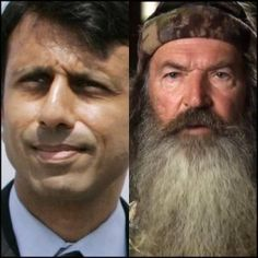 Louisiana Governor Jindal Weighs In on Duck Dynasty Suspension, Shows Off His Ignorance