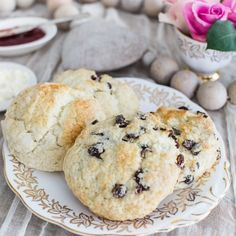 Empress Tea Scones - The Best Scones Ever! | So Much Better With Age