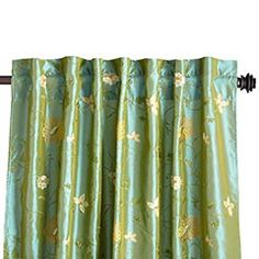 These are the curtains I bought for the DR - much better IRL - wanted to get them on the style board to choose coordinating (re)upholstery fabric.