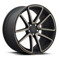 Rotiform SPF Wheels Black Machined 18x8.5 | 5x112 | ET35
