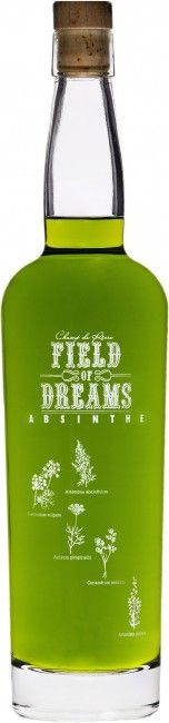 Field of Dreams Absinthe for all our #Absinthe loving #packaging peeps PD