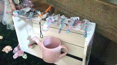 Um jardim para Luana-Chá de Fraldas