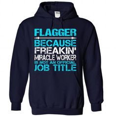 Awesome Tee For Flagger - #black hoodie mens #crew neck sweatshirt. LOWEST SHIPPING => https://www.sunfrog.com/No-Category/Awesome-Tee-For-Flagger-3780-NavyBlue-Hoodie.html?id=60505
