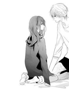 """Krist(right)- """"Angel, I can't lose you again..."""" Angel- """"And I can't let you hurt yourself over and over again like this for me."""" Krist- """"..."""" Angel- """"Let me end this..."""" *takes his hand* """"Please."""""""