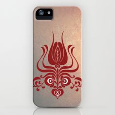 hungarian itouch 4 cases   Hungarian Folk Motif iPhone & iPod Case by Norita   Society6