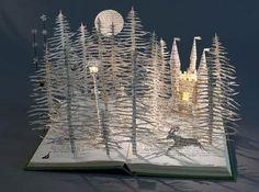 Soir de neige...
