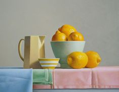 "Gallery Henoch - Janet Rickus, Borrowed Series II, Oil on Canvas, 14"" x 18"""