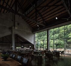 Yangshuo Sugar House in Guilin, China by Vector Architects | Yellowtrace Historical Architecture, Contemporary Architecture, Architecture Design, Chen, Guilin, Design Strategy, Concrete Blocks, How To Level Ground, Architects