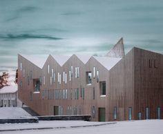 Reiulf Ramstad Architects · Romsdal Folk Museum