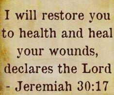 bible verses on healing Healing Scriptures, Prayers For Healing, Prayer Verses, Faith Prayer, Bible Verses Quotes, Faith In God, Bible Scriptures, Faith Quotes, Healing Heart