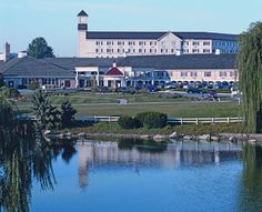 Hershey Lodge & Convention Center in Hershey, PA