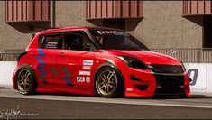Cars tuning suzuki swift wallpaper - Tap The Link Now To Find More Fun and Functional Gadgets for your Awesome Ride Suzuki Swift Tuning, Suzuki Swift Sport, Wallpaper Free, Suzuki Cars, Japan Cars, Car Tuning, Modified Cars, Rally Car, Car Wrap