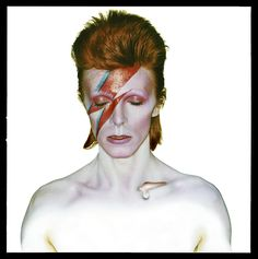 Album covers: David Bowie - Aladdin Sane
