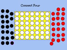 Google Drawing: Play Connect 4 Asynchronously - Teacher Tech
