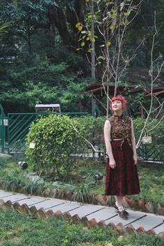 The Pineneedle Collective: Hong Kong Botanical Gardens