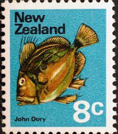 John Dory, 1970, New Zealand