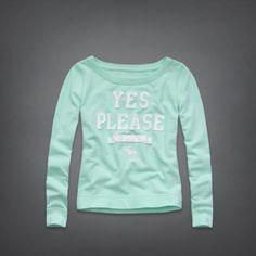 girls ashton sweatshirt | girls hoodies | abercrombiekids.ca