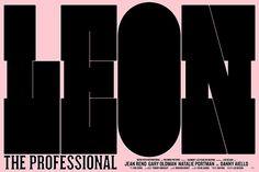 Leon, Film Poster – Andrzej Capinski Studio