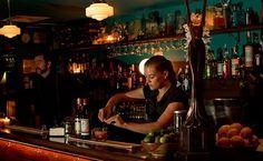 The Hazy Rose     1/83 Stanley Street, Darlinghurst  Note: Small Bar