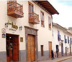 Welcome to Cusco, Peru