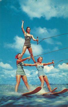 water ski #splendidsummer