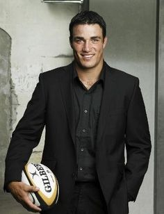 Richard Kahui of the New Zealand All Blacks team