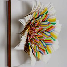 D Paper Craft Ideas From Jen Stark