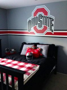 Osu Bedroom