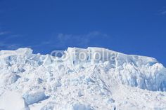 Snow covered Antarctic Peninsula - Buy this stock photo and explore similar images at Adobe Stock Antarctica, Global Warming, Ecology, Freeze, Wilderness, Frost, Shelf, Landscapes, Environment