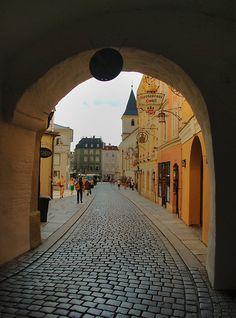 Passau, Germany www.travelandtransitions.com/european-travel/european-travel-top-european-river-cruise-ideas-christmas-2014/