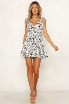 88bc28adcd70 Avalon Dress White Vit Klänning, Sweetheart