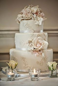 Pasteles de bodas | Deliciosas ideas