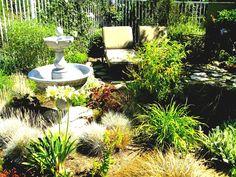 Hinterhof Ideen, Ohne Gras Kleine Landschaftsbau Amys Büro Modern  #Gartendeko