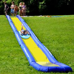 Rave Sporst Turbo Chute Water Slide Backyard Package | Overstock.com  Shopping   The Best