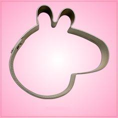 Cartoon Pig Head Cookie Cutter
