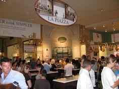 La Piazza - Eataly NYC