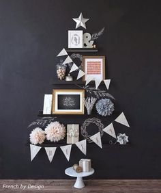 Are you planning to create creative christmas tree? If yes, You should see these amazing and very creative christmas tree ideas Creative Christmas Trees, Diy Christmas Tree, Christmas Love, Winter Christmas, Merry Christmas, Modern Christmas, Beautiful Christmas, Christmas Trends, Xmas Trees