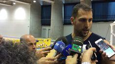 """TIEMPO DE DEPORTE: Pablo Aguilar: """"Tenemos que mejorar y recuperar el..."""