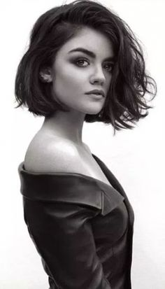 45 Best Short Haircuts for 2019 – Get Your Haircut Inspiration TODAY! - Wass Sell #haircutsforlongcurly