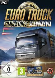 Euro Truck Simulator 2: Scandinavia (PC)