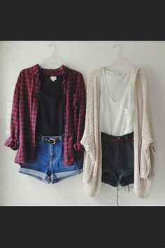 Flannel and over sized cardigans. Indie, hipster fashion. There are a lot of us that hate hipsters, but even we have to admit. They have a great sense of fashion.