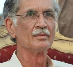 Pervez Khattak presents clearification for his statement about minorities in KPK