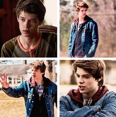 Colin Ford as Joe McAlister in Under the Dome Colin Ford, Supernatural Funny, Character Inspiration, Story Inspiration, Celebs, Celebrities, Cute Guys, Celebrity Crush, Movie Stars