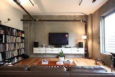 Aaron's Minimal Portland Loft