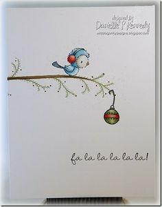Wild dragonfly designs - Top Of The World Christmas Bird, Diy Christmas Cards, Xmas Cards, Holiday Cards, Christmas Crafts, Handmade Christmas, Watercolor Christmas Cards, Christmas Drawing, Christmas Paintings
