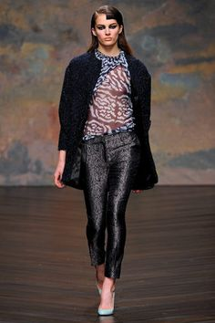 Michael van der Ham Fall 2013 Ready-to-Wear Collection Slideshow on Style.com
