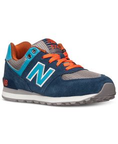 sports shoes b831f 0fe06 New Balance Little Boys  574 Out East Casual Sneakers from Finish Line Kids  - Finish Line Athletic Shoes - Macy s